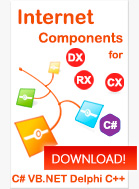 Internet Components - Best Offer for RAD Studio Developers